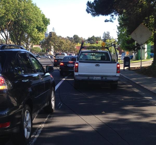 bike lane carnage